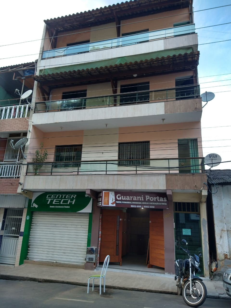 Apartamento na  rua Felipe Nacif